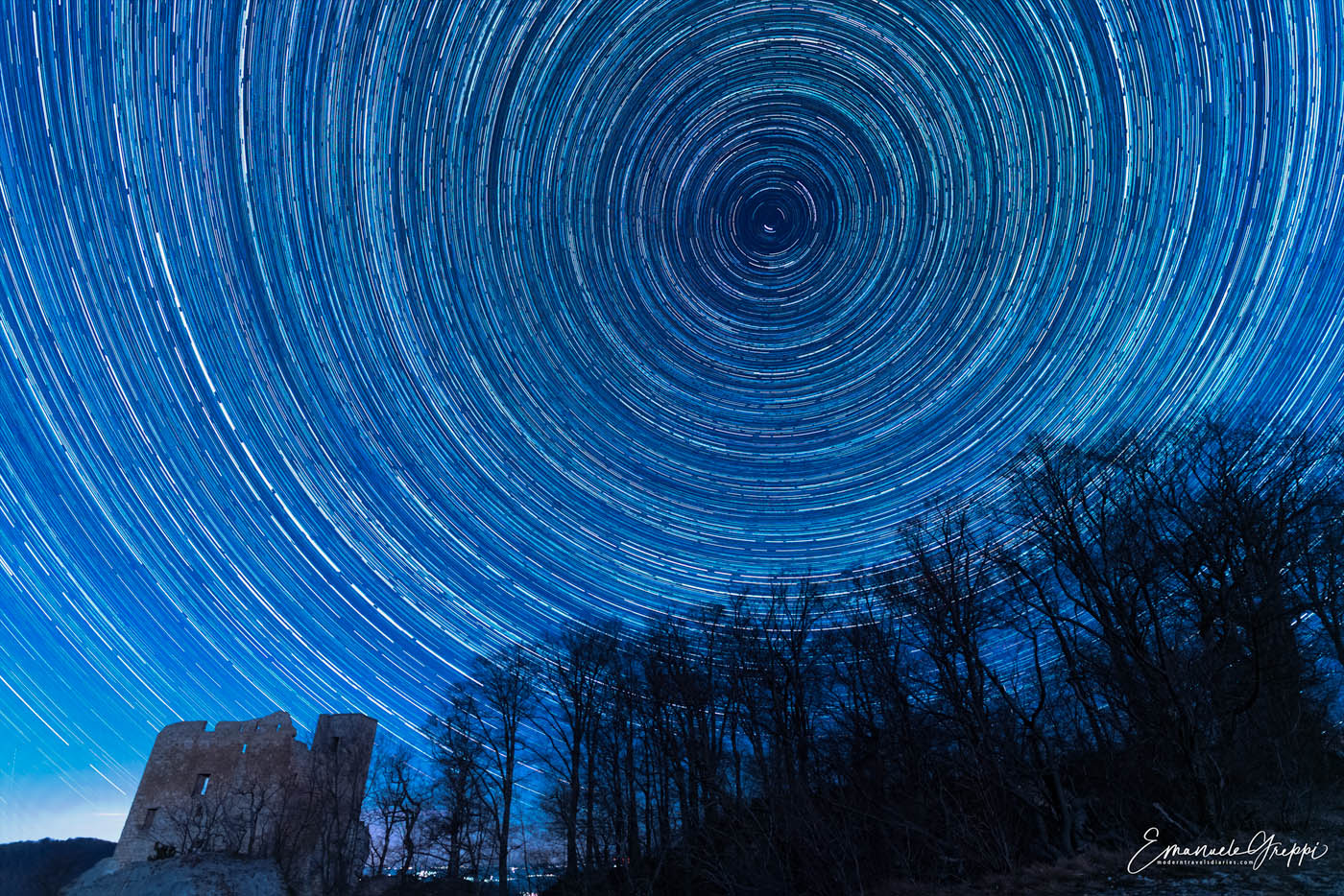 Star Trails 2